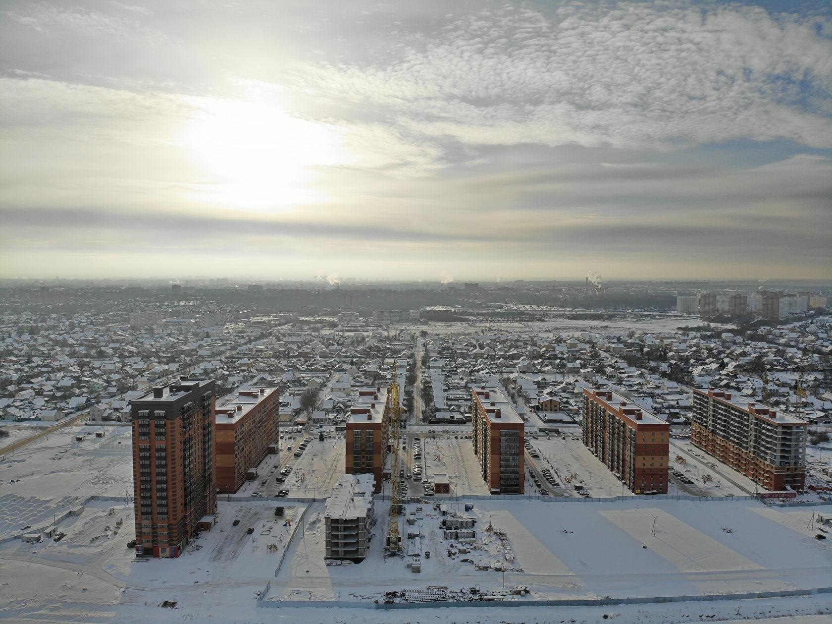 фото новый город